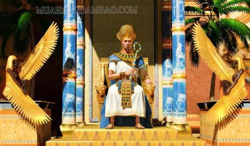 Vua ở Ai Cập