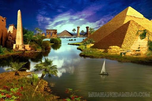 Tìm hiểu về đất nước Ai Cập