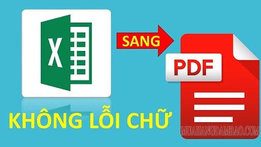 Hướng dẫn chi tiết cách chuyển file PDF qua Excel