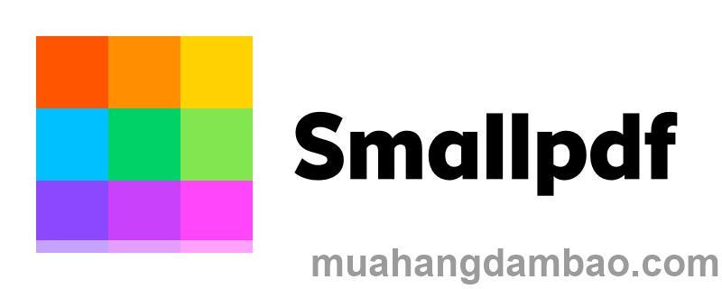 Chuyển file pdf sang excel bằng Smallpdf
