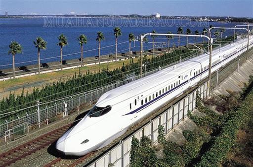 Tàu đệm từ của Nhật với tốc độ 600 km/h