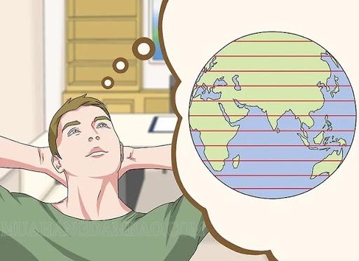 Để xác định vị trí chính xác của một địa điểm, cần hiểu rõ vĩ độ là gì