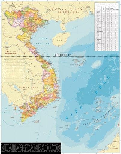 Bạn đã nhận ra vĩ tuyến 17 thuộc tỉnh nào?