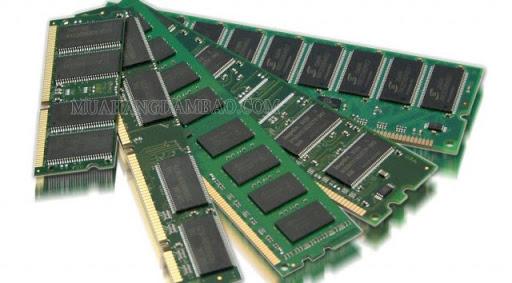 RAM là bộ nhớ trong của máy tính