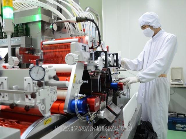 Quy trình sản xuất an toàn