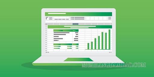 Excel được ứng dụng rộng rãi trong các công việc hành chính văn phòng