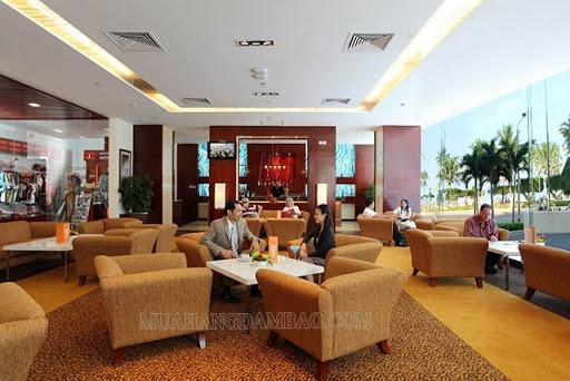 Quán cà phê trong khách sạn