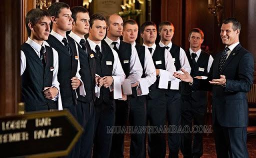 Trưởng nhóm phục vụ