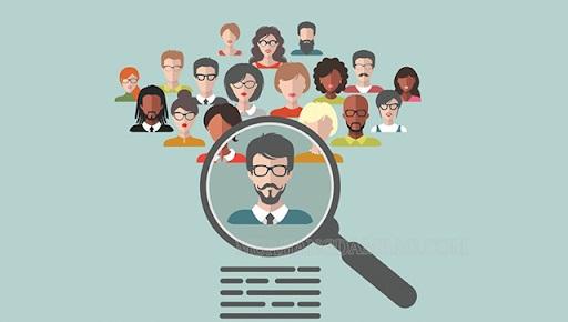Tìm kiếm ứng viên phù hợp cho vị trí còn thiếu trong công ty là một trong những nhiệm vụ của HR