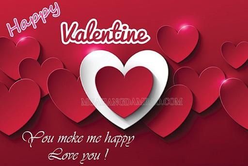 Lời chúc valentine cho bạn gái ý nghĩa nhất