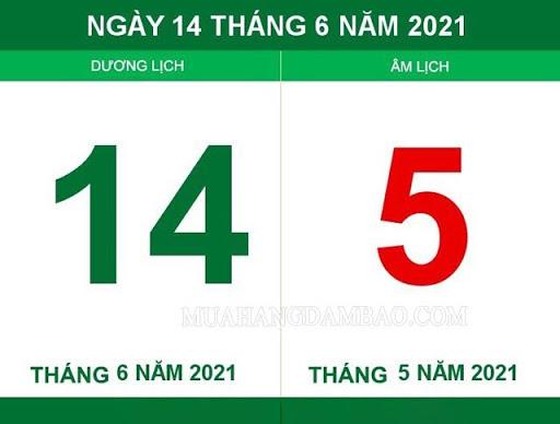 Tết Đoan Ngọ 2021 ngày bao nhiêu?