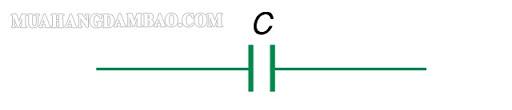 Kí hiệu của tụ điện