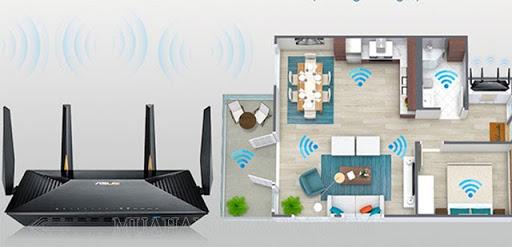 Chức năng của router là gì?