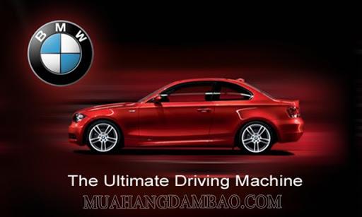 Slogan của BMW: The Ultimate Driving Machine