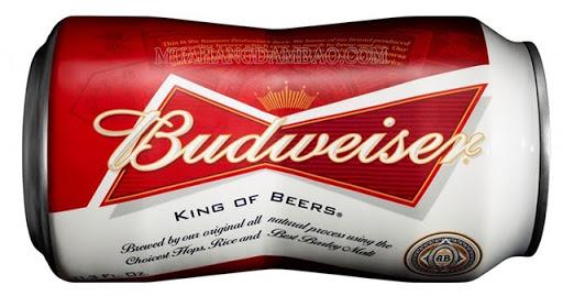 Slogan của Budweiser: King Of Beers