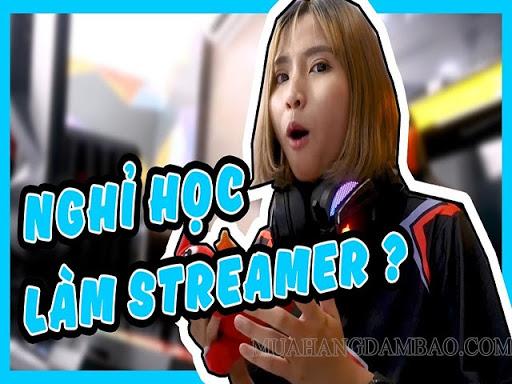 Nghề streamer là gì mà nhiều bạn trẻ quyết định nghỉ học để theo đuổi.