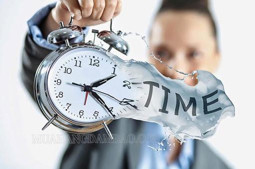 Tiết kiệm thời gian đáng kể