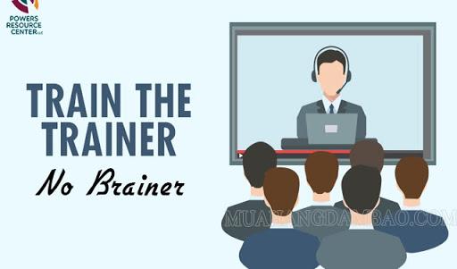Train the trainer nghĩa là gì?