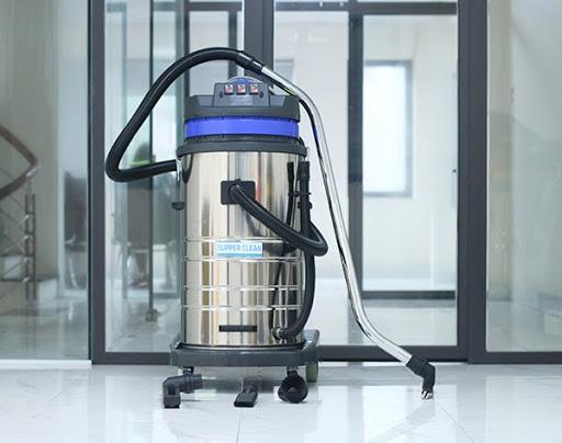 Máy hút bụi hút nước 80 lít có thể chứa lượng bụi bẩn nhiều hơn