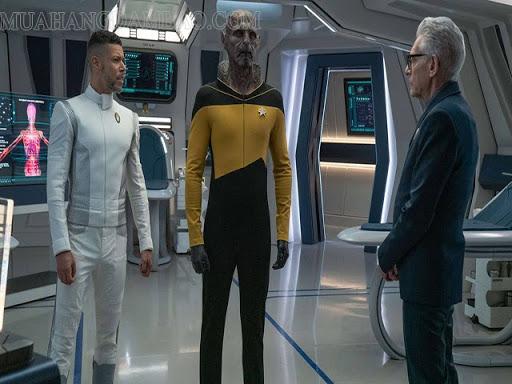 Một phân cảnh trong bộ phim Star Trek.