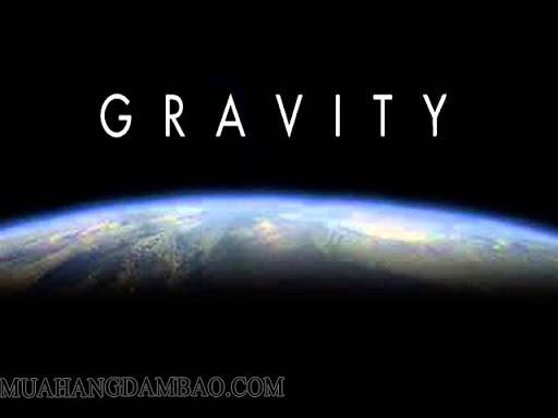 Trong tiếng Anh trọng lực là Gravity.