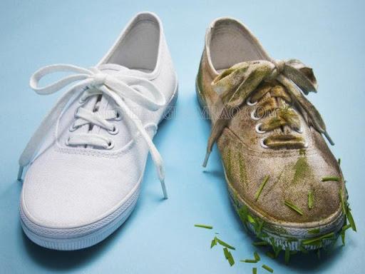 Hướng dẫn vệ sinh giày sneaker ngay tại nhà.