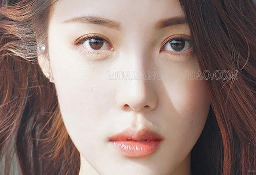 Cặp mắt đa tình có sức hút kì lạ.