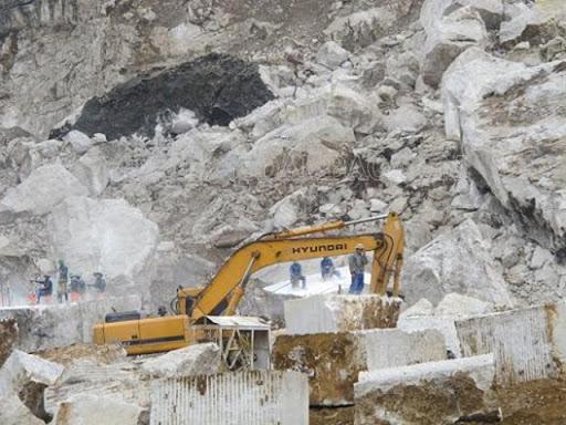 Axit Flohidric (HF) ứng dụng vào khai thác đá