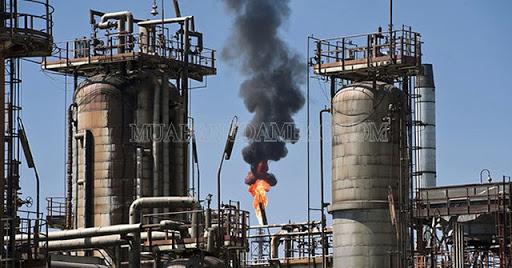 Axit Flohidric (HF) trong khai thác dầu