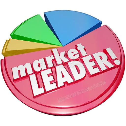Market leader là người dẫn đầu thị trường