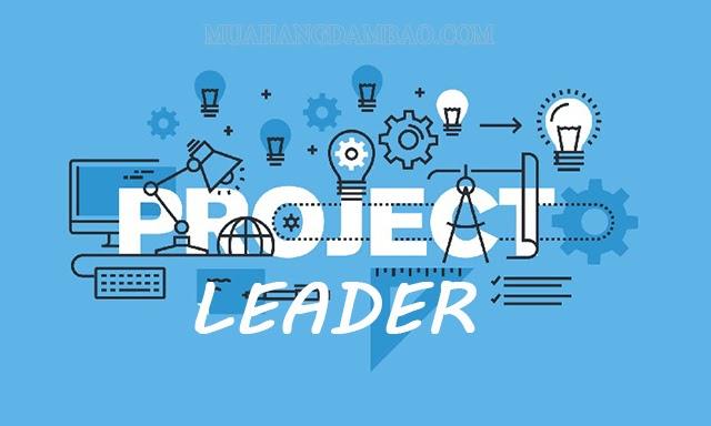 Thế nào là project leader