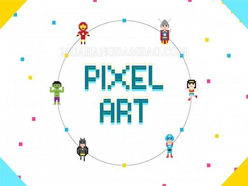 Khái niệm Pixel là gì?