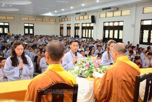 Quy y Tam Bảo để trở thành đệ tử của Phật