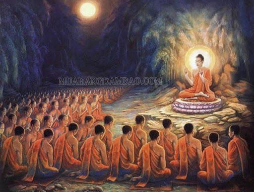 Quy y Đức Phật để tìm kiếm sự giải thoát và giác ngộ