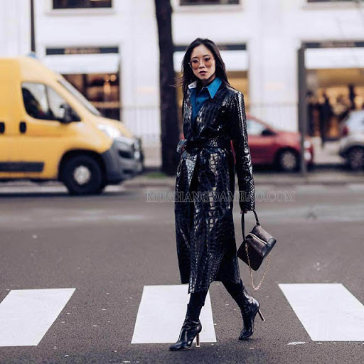 Nga Nguyễn là một fashionista đình đám