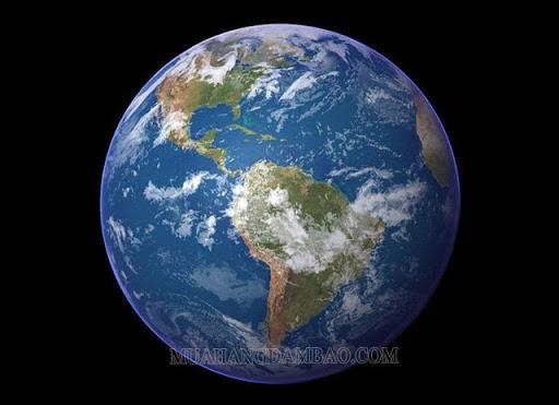 Trái Đất mất gần 1 ngày để quay 1 vòng