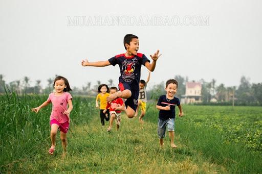 Bắc kim thang - Bài dân ca trong các trò chơi của trẻ em