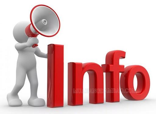 Info là thông tin