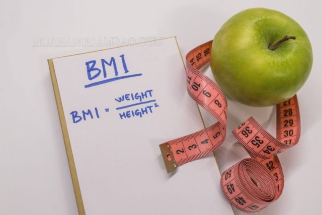 Công thức tính chỉ số BMI