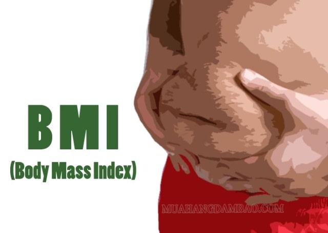 Chỉ số BMI đánh giá tình trạng cân nặng của cơ thể
