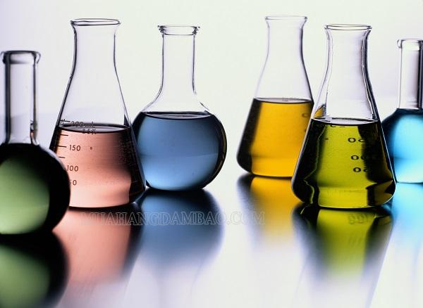Kiểm tra các chất trong dung dịch hóa học loãng