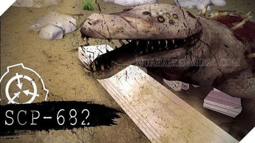 SCP 682 có độ nguy hiểm cao
