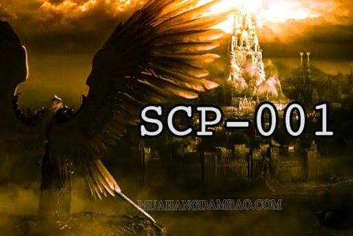SCP 001 là đối tượng nguy hiểm bậc nhất trong SCP