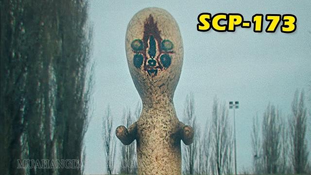 SCP 173 có thái độ thù địch với con người