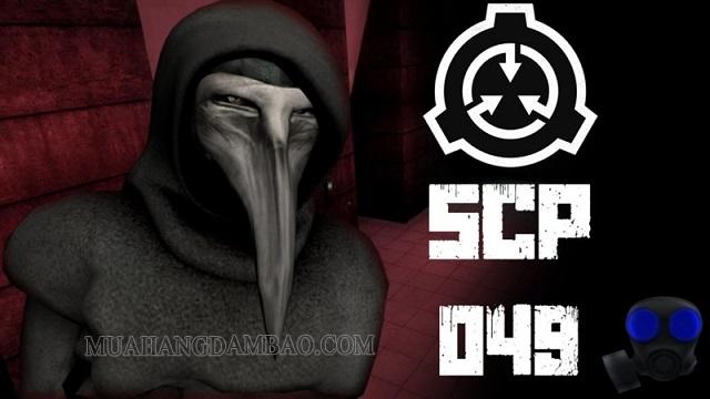 SCP 049 -tiến sĩ truyền nhiễm