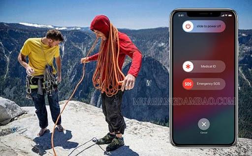 Cài đặt tính năng cuộc gọi SOS trên điện thoại