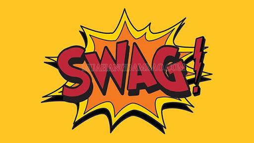 Swag là phong cách cá tính, độc đáo, sành điệu