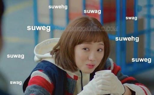 """Cô nàng """"swag"""" Kim Bok Joo"""