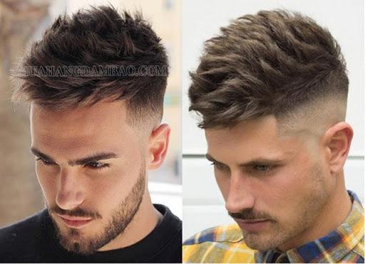 Mohican là kiểu tóc được nam giới ưa chuộng