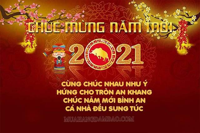 CMNM có nghĩa là Chúc Mừng Năm Mới